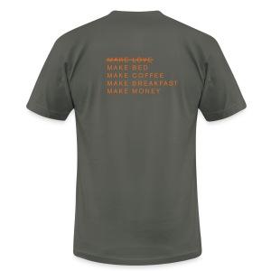 Make - Men's Fine Jersey T-Shirt