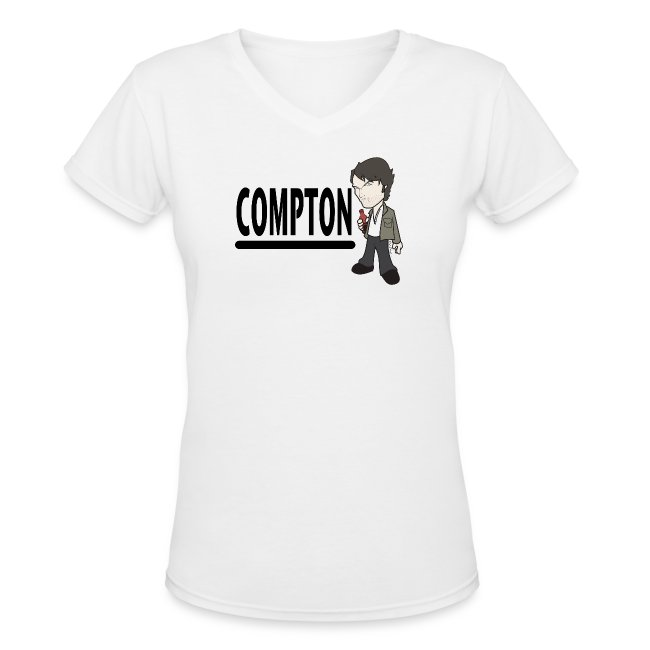 Compton - Women's V-neck