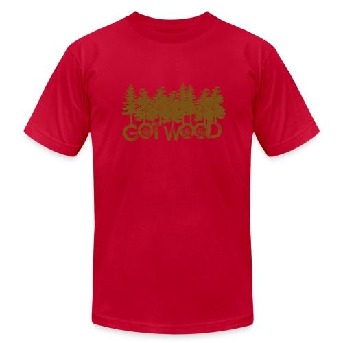 zombie t shawn of the dead - Men's Fine Jersey T-Shirt