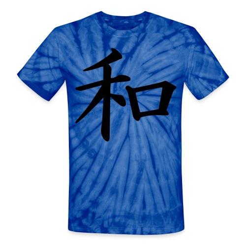 Peace Tee Shirt - Unisex Tie Dye T-Shirt