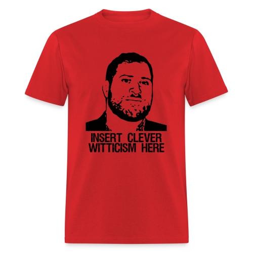 Clever - Men's T-Shirt
