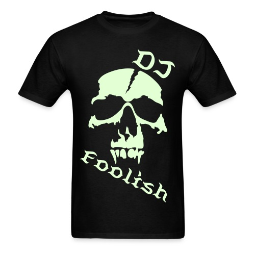 Glows in the dark - Men's T-Shirt