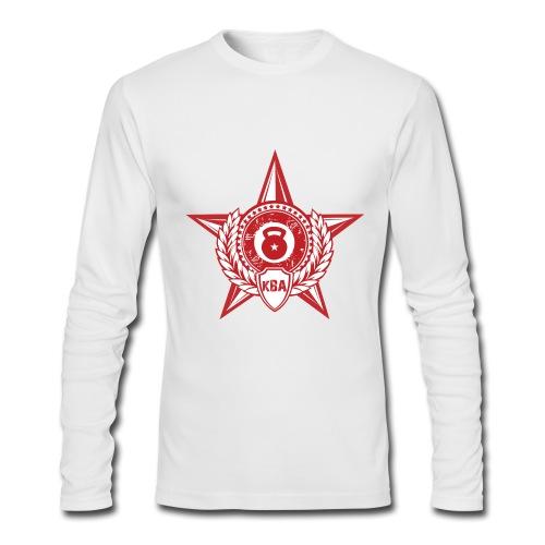Men's AA Long Sleeve T Shirt - Men's Long Sleeve T-Shirt by Next Level