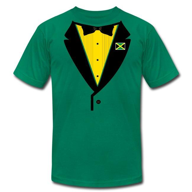 Jamaican Tuxedo - on American Apparel