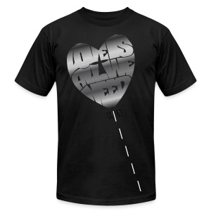 Love is all we need - Men's Fine Jersey T-Shirt