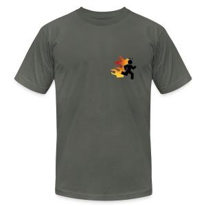 Fire Safety 101 - Men's Fine Jersey T-Shirt