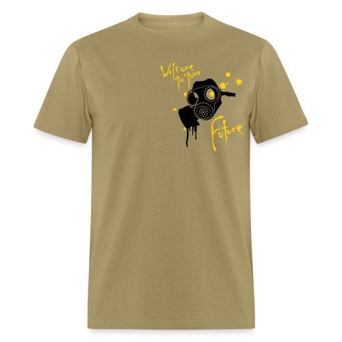 HERO- Damned are men tee - Men's T-Shirt