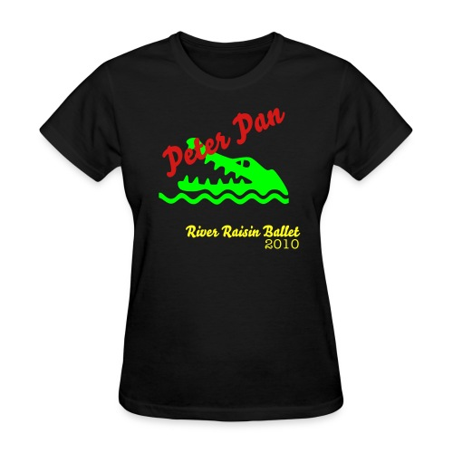 Crocodile - Women's T-Shirt