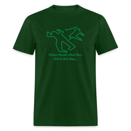 Damn shame - Men's T-Shirt