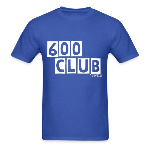 600 Club - Men's T-Shirt