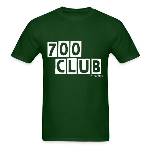 700 Club - Men's T-Shirt