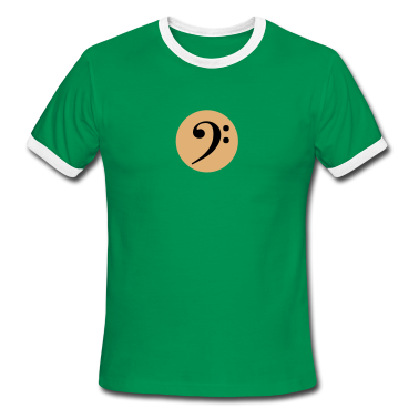 Bass Clef Shirt