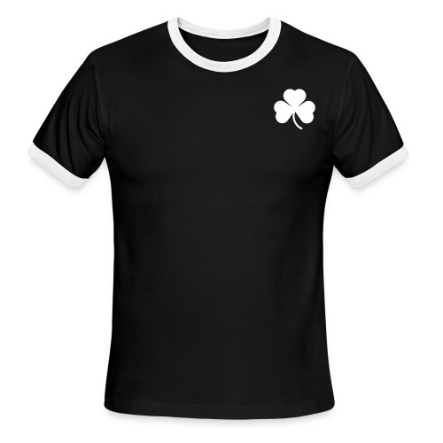 Men's Ringer T-Shirt - S, M, L, XL, XXL