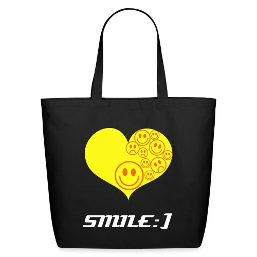 Smile Bag - Eco-Friendly Cotton Tote