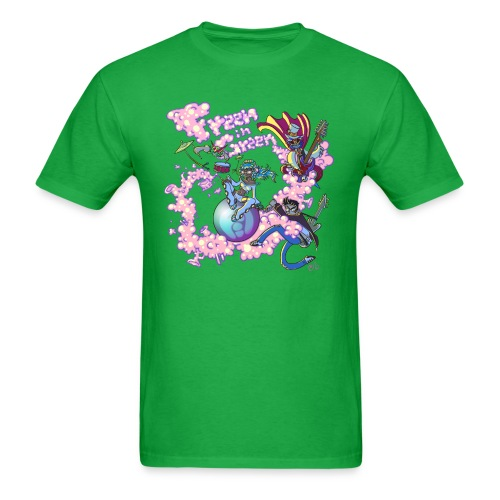 Freen in Green Band shirt - Men's T-Shirt