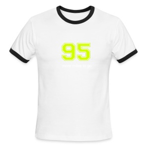 95 - Men's Ringer T-Shirt