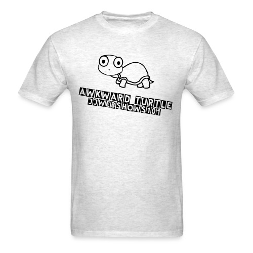 Awkward Turtle - Men's - Men's T-Shirt