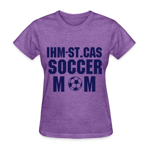 Soccer t-shirt (inexpensive font) - Women's T-Shirt
