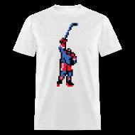 T-Shirts ~ Men's T-Shirt ~ The Goal Scorer - Blades of Steel