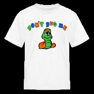 Kids' Shirts ~ Kids' T-Shirt ~ Dont Bug Me Tee