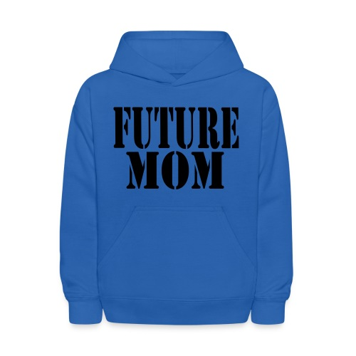 future mom - Kids' Hoodie