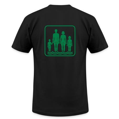 Naturism FTW! - Men's Fine Jersey T-Shirt