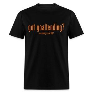 got goaltending? - Men's T-Shirt