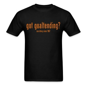 got goaltending? - Men's T-Shirt