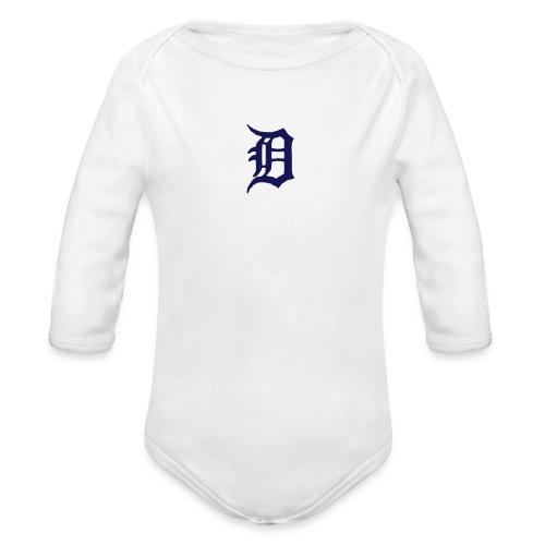 Baby One-D - Organic Long Sleeve Baby Bodysuit
