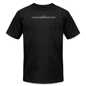 The Townsendator - Men's T-Shirt by American Apparel