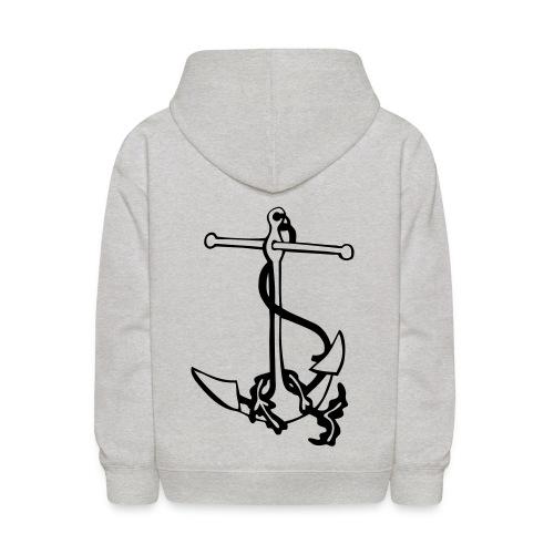 Kid's sweatshirt with hood - Kids' Hoodie