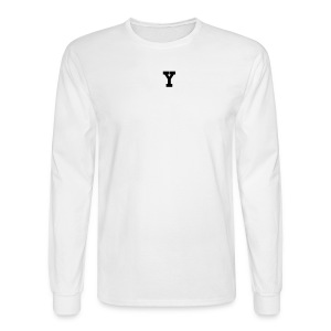 Signature Y LSWH - Men's Long Sleeve T-Shirt