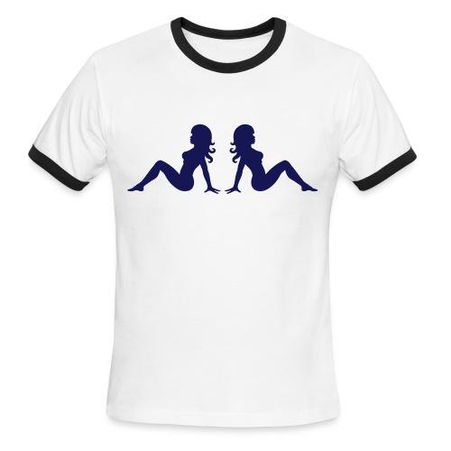 Mind - Men's Ringer T-Shirt