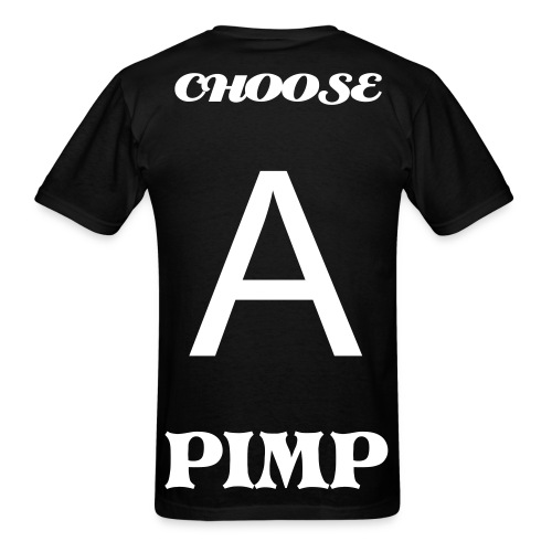 CHOOSE - Men's T-Shirt