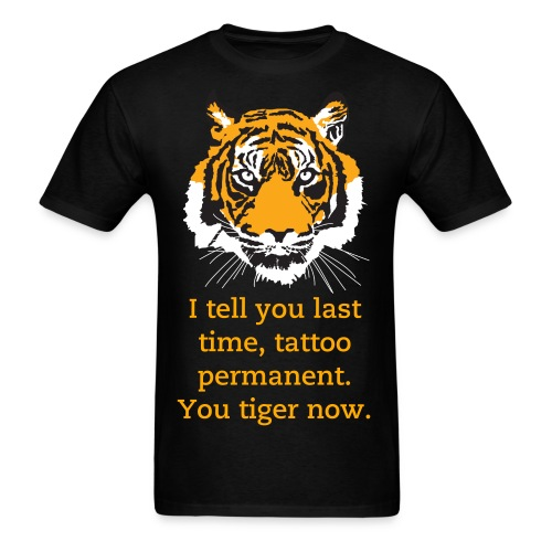 Tiger T - Men's T-Shirt