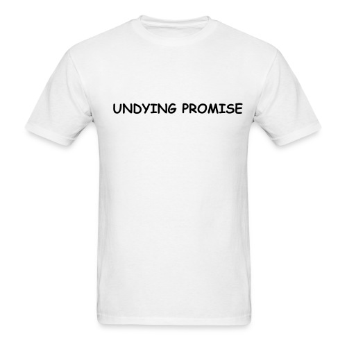 Undying Promise tee. - Men's T-Shirt