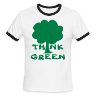 T-Shirts ~ Men's Ringer T-Shirt ~ Earth Day Tee