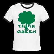 T-Shirts ~ Men's Ringer T-Shirt ~ Earth Day Tee