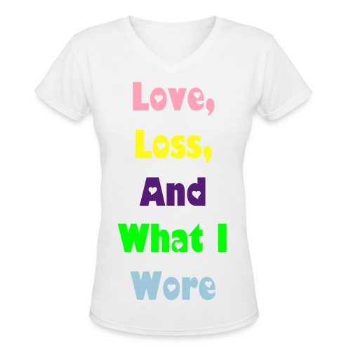Original Bling - Women's V-Neck T-Shirt