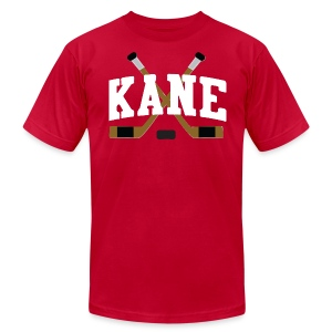 Chicago Kane Hockey Sticks Men's American Apparel Shirt - Men's T-Shirt by American Apparel