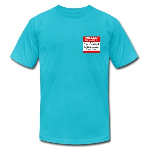 Mens Hello my name is Inigo Montoya... Tee - Men's Fine Jersey T-Shirt