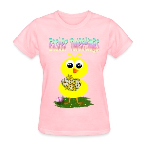 Easter Tweetings - Women's T-Shirt