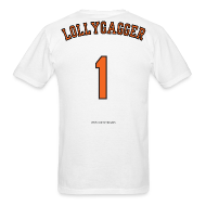 T-Shirts ~ Men's T-Shirt ~ Men's F/B: CC/Lollygagger (white)