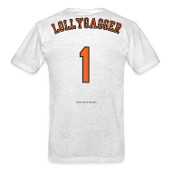 T-Shirts ~ Men's T-Shirt ~ Men's F/B: CC/Lollygagger (grey)