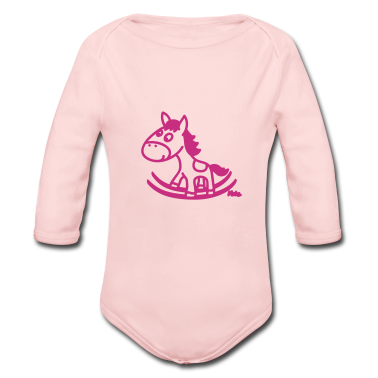 Light pink Rocking Horse Baby Body