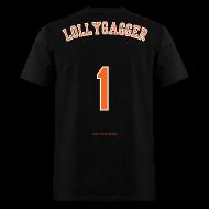 T-Shirts ~ Men's T-Shirt ~ Men's F/B: CC/Lollygagger (black)