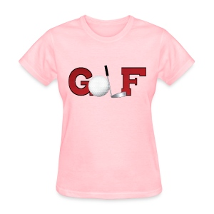 Golf - Women's T-Shirt