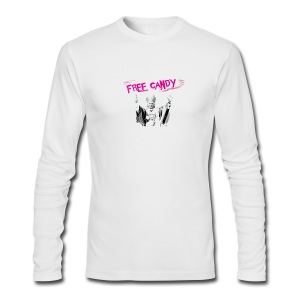 Free Candy - Men's Long Sleeve T-Shirt by Next Level