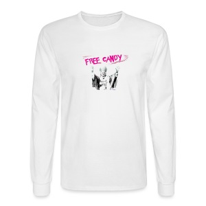 Free Candy - Men's Long Sleeve T-Shirt