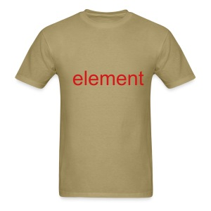 Men's T-Shirt - element